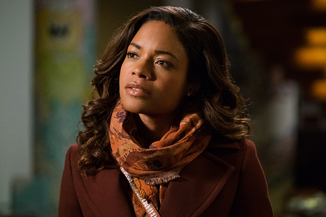 naomie harris as madeleine in the holiday film collateral beauty