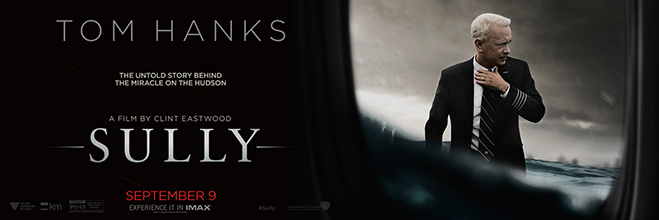 tom hanks stars in clint eastwood's sully in theaters september 9