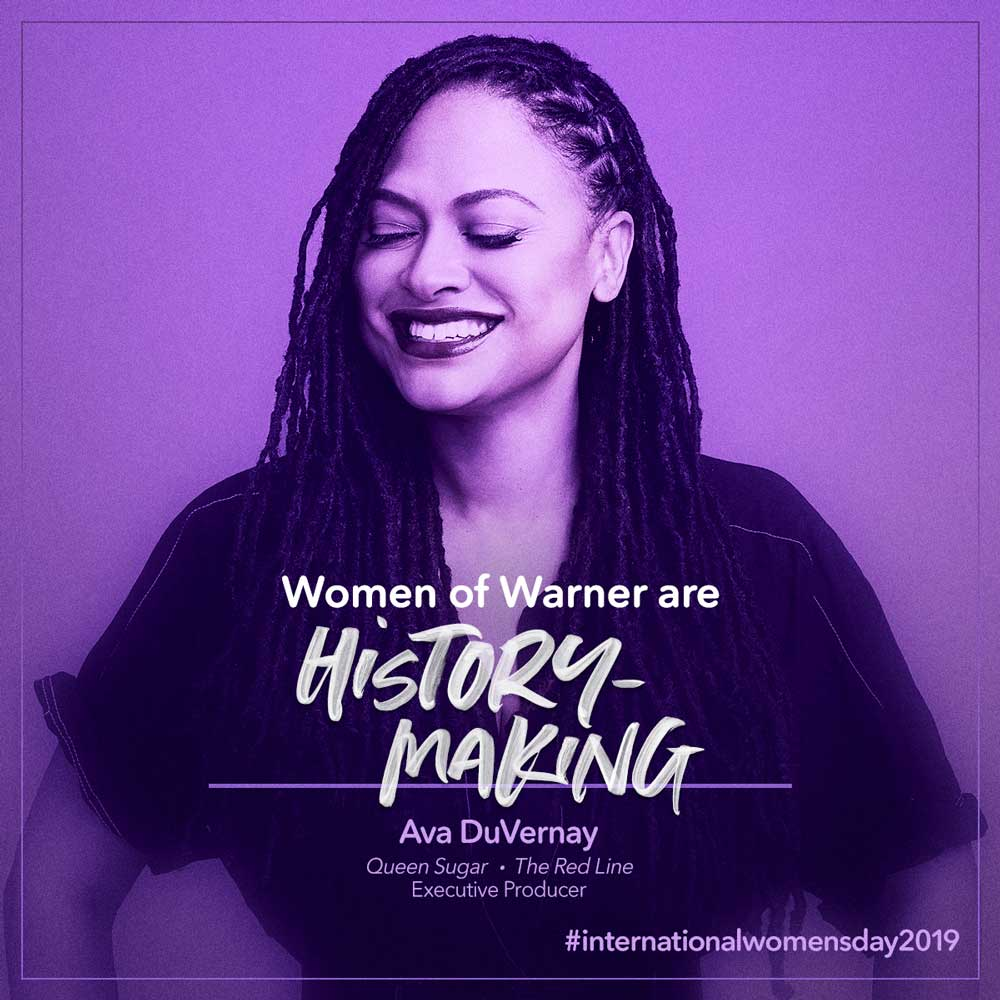 Intl Womens Day -Ava DuVernay