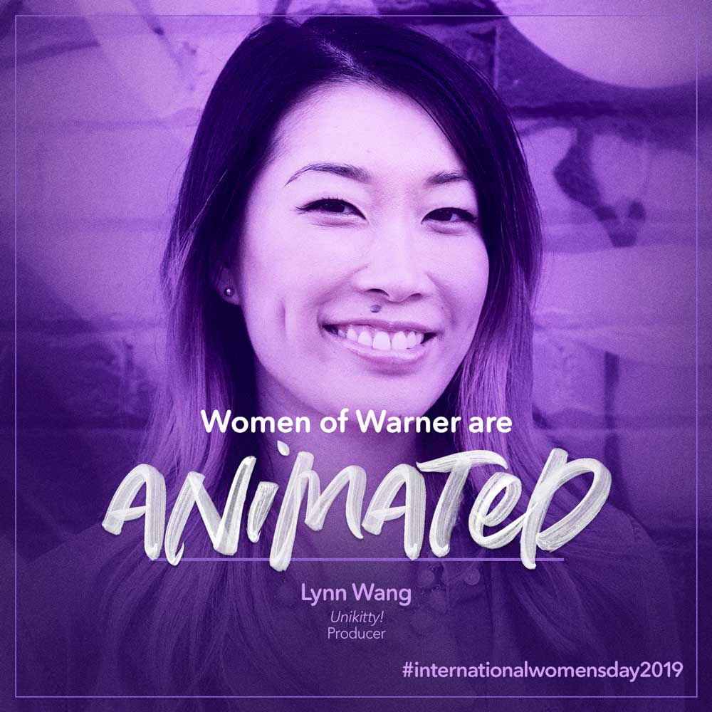 Intl Womens Day -Lynn Wang