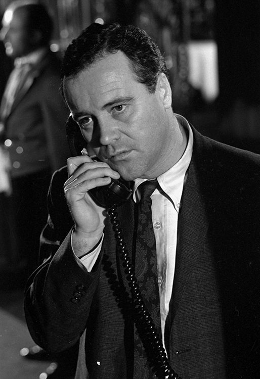 jack lemmon in 1963's days of wine and roses