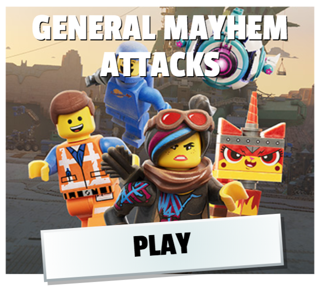 LEGO General Mayhem Attacks Game - Play