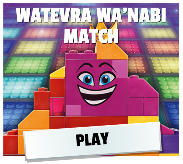 LEGO - Queen Watevra Wa'Nabi Match - Game