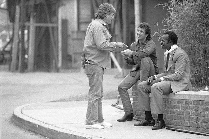 Lethal Weapon - Donner, Gibson, Glover