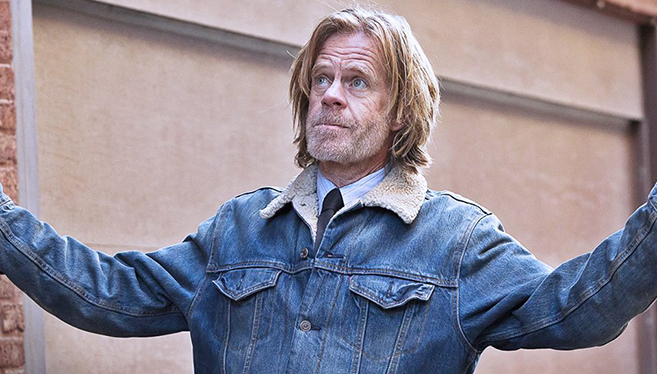 Best Actor nominee William H. Macy
