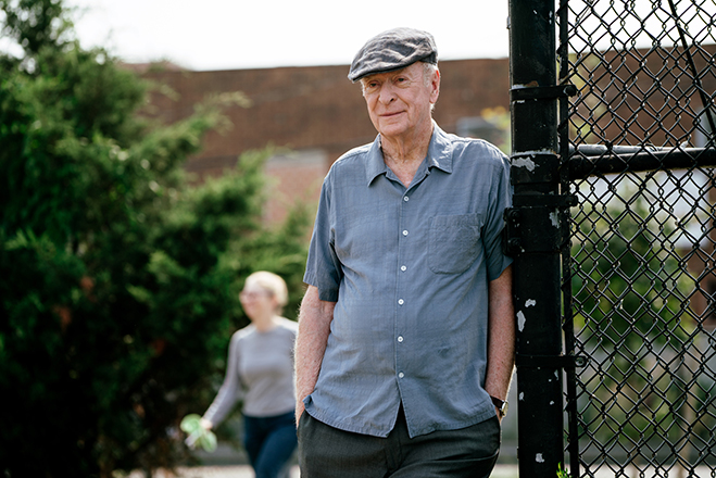 Michael Caine stars in Going in Style