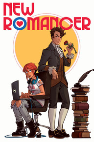 New Romancer cover art