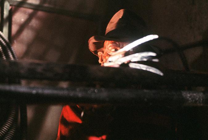 Robert Englund as Freddy Krueger.