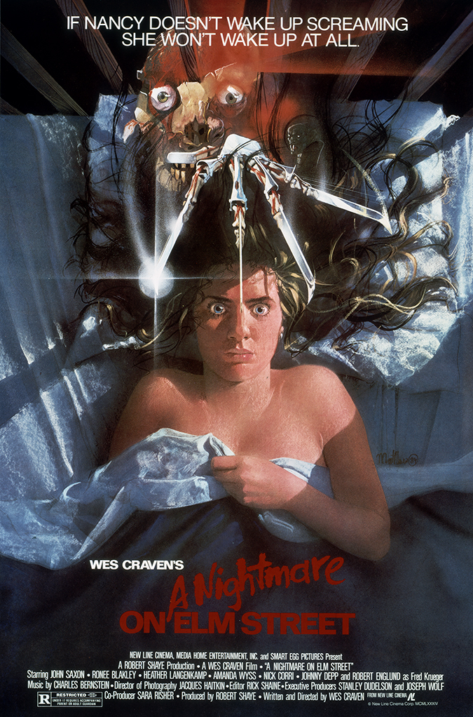 Nightmare on Elm Street: One-sheet