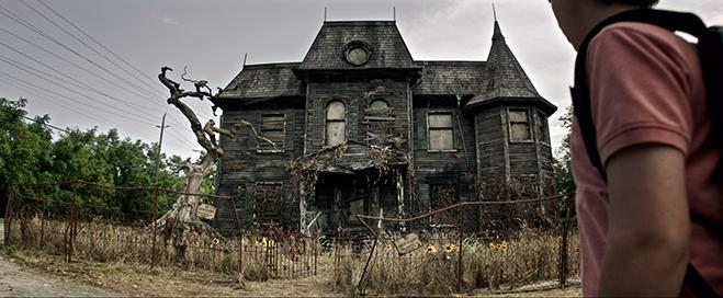 The dreaded Niebolt House