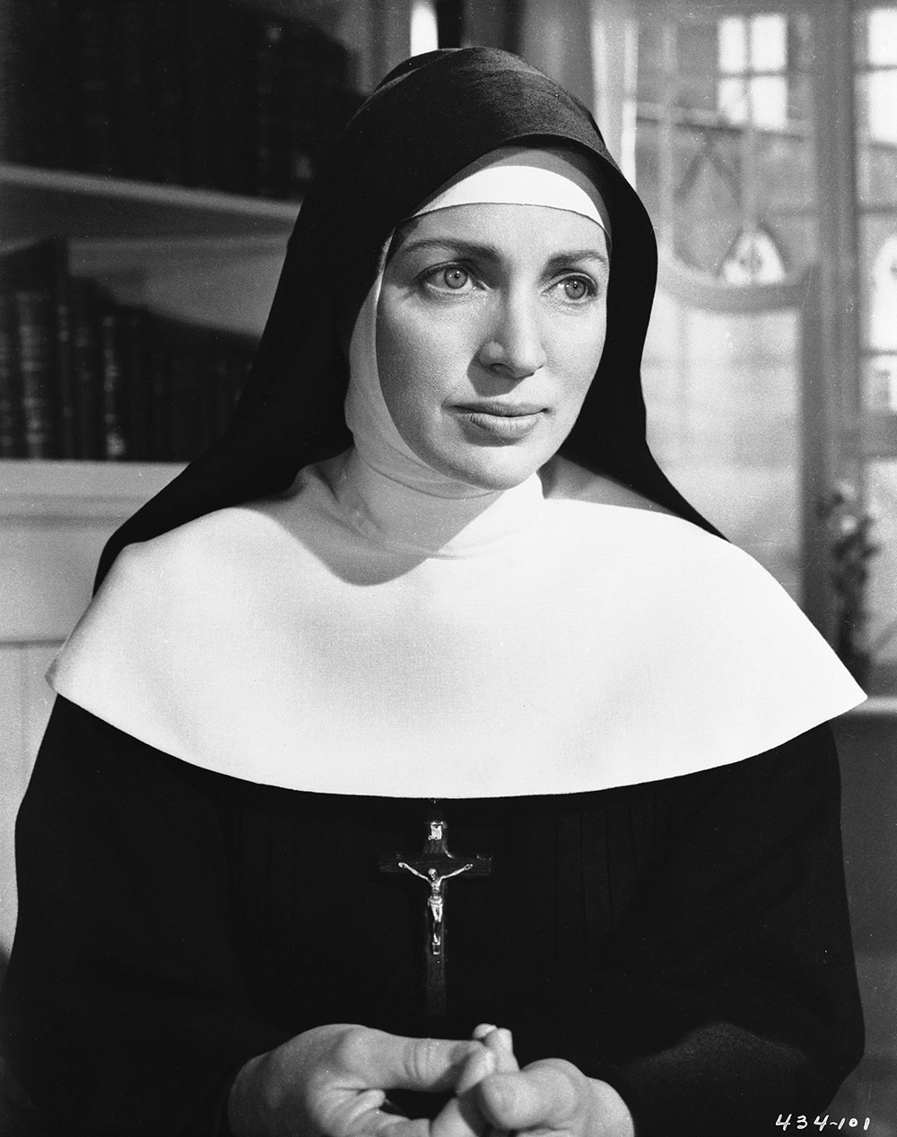 The Nun's Story - Mother Christophe (Beatrice Straight)