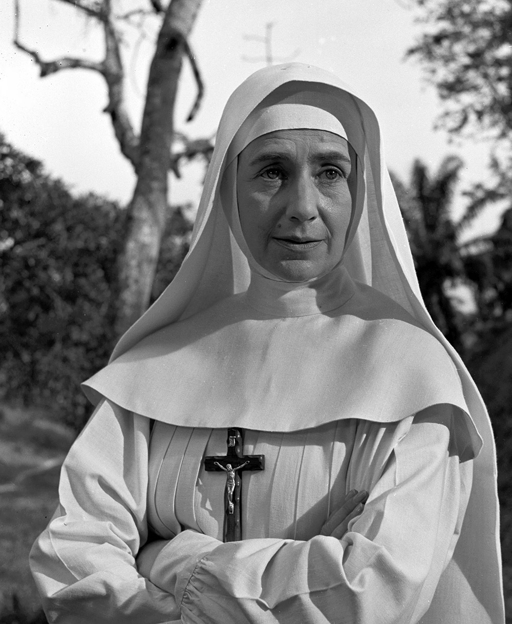 The Nun's Story - Mother Matilde (Dame Peggy Ashcroft)