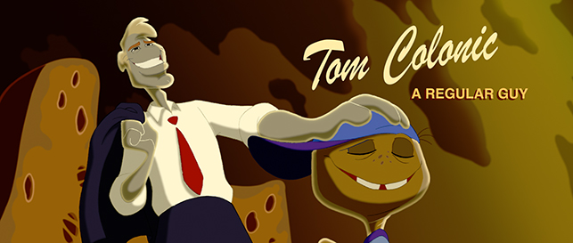 ron howard voices tom colonic in osmosis jones