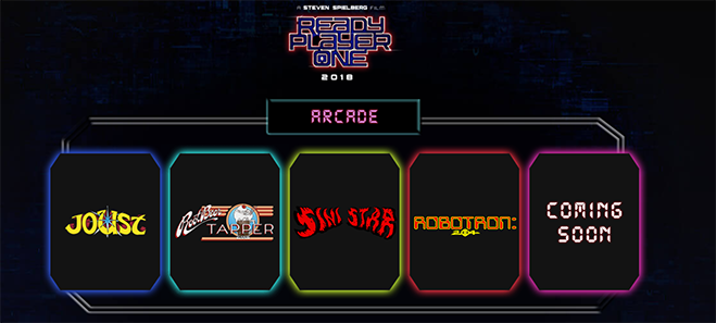 Real Player One online arcade