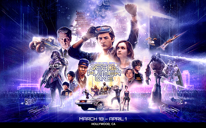 The Ready Player One Challenge