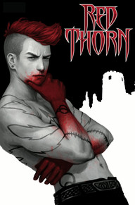 Red Thorn cover art