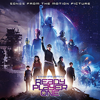 Ready Player One - Songs from the Motion Picture Soundtrack cover art