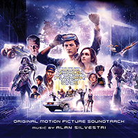 Ready Player One - Original Motion Picture Soundtrack Cover Art