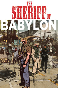 Sheriff of Babylon cover art