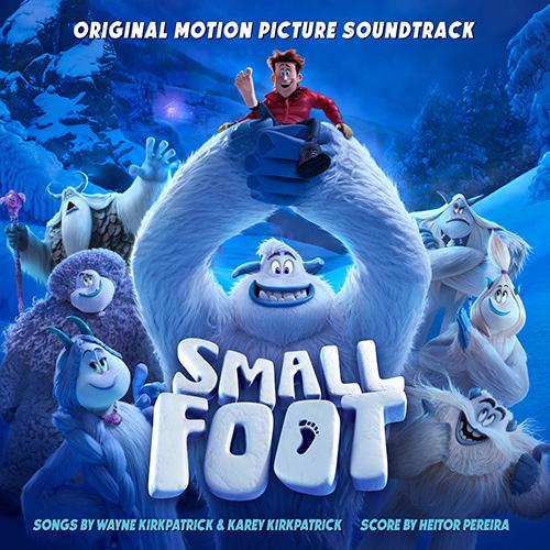 Smallfoot Soundtrack Cover