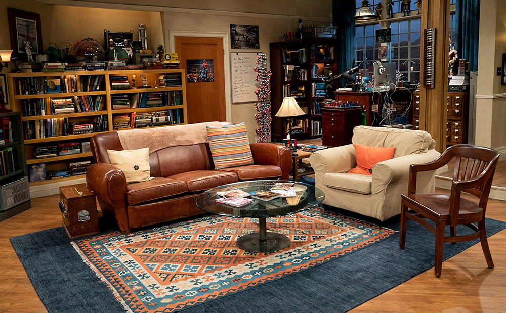 Studio Tour Hollywood - The Big Bang Theory Apt. 4A