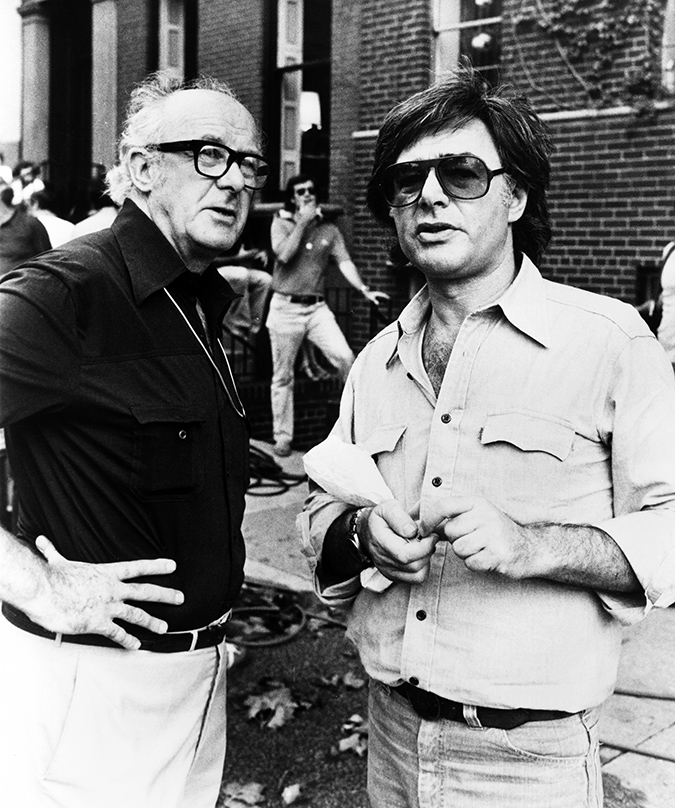 Superman - Geoffrey Unsworth and Richard Donner