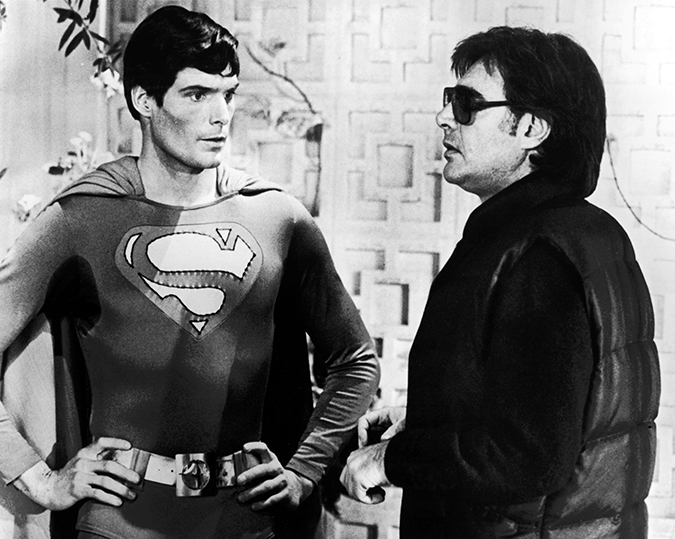 Superman - Christopher Reeve and Richard Donner