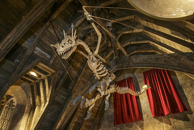 hogwarts ceiling