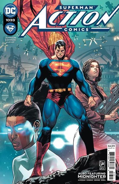 Action Comics - graphic image