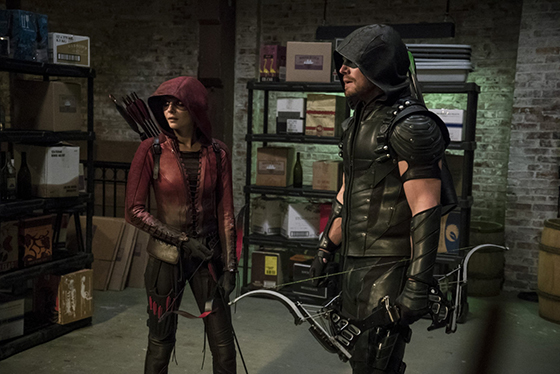 arrow season finale may 25 on the cw