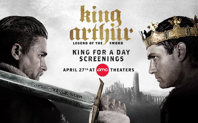 King For a Day! - Banner