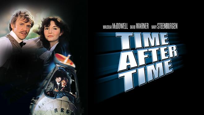 time after time blog header