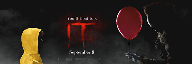 """""""IT"""" is Coming Your Way - Banner"""