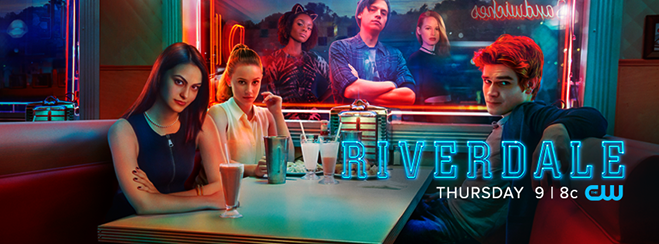 watch riverdale on thursday nights on the cw