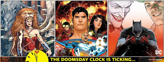"""Doomsday Clock"" - Banner"