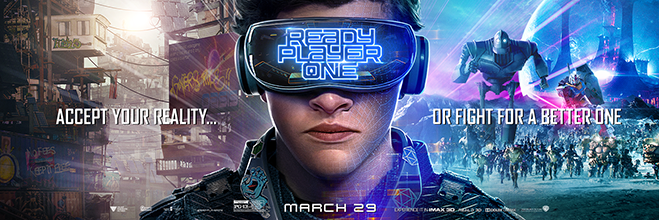 Real Player One banner