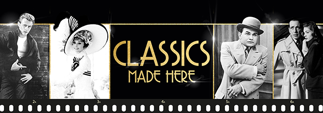 "WB's ""Classics Made Here"" - Banner"