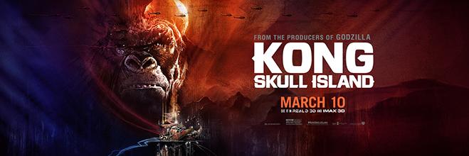 """Talking """"Kong: Skull Island"""" - Banner"""