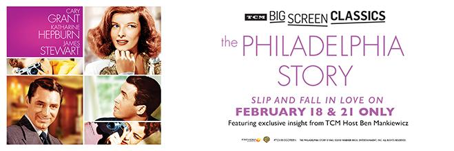 """""""The Philadelphia Story"""" - Banner"""