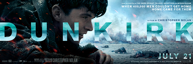 dunkirk in theaters july 21