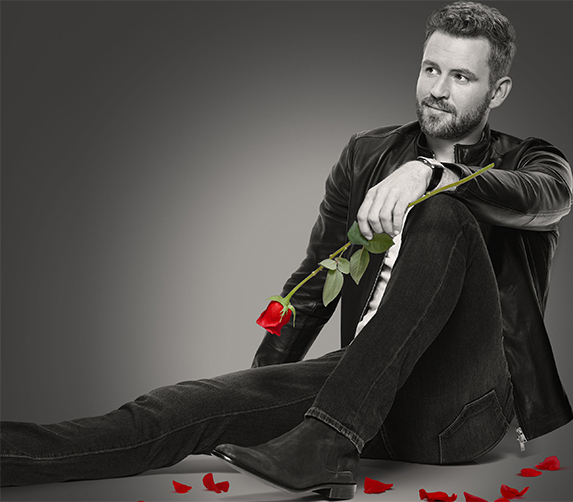 Nick Viall as The Bachelor: Season 21