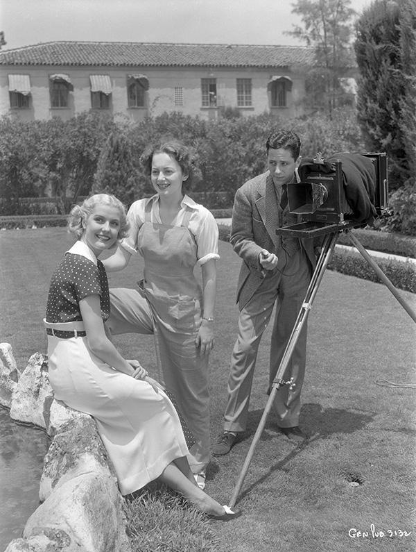 Olivia de Havilland (1935) - Publicity Photo