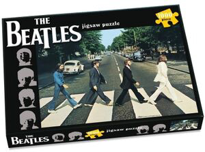 TCM Shop Holiday Gift Guide - The Beatles Abbey Road (1000 Piece Jigsaw Puzzle)