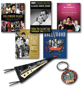TCM Shop Holiday Gift Guide - TCM Ultimate Classic Movie Fan Collection