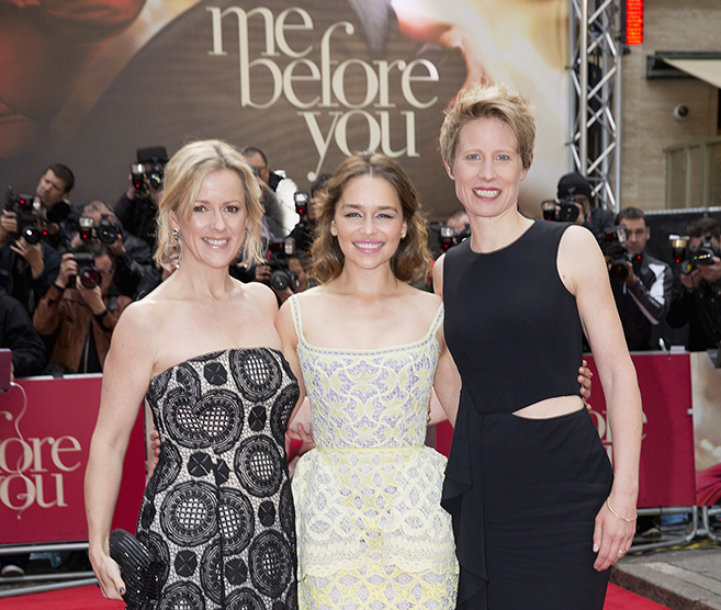 Warnerbros Com The Women Behind Me Before You Articles