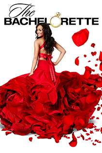 The Bachelorette poster featuring Rachel Lindsay