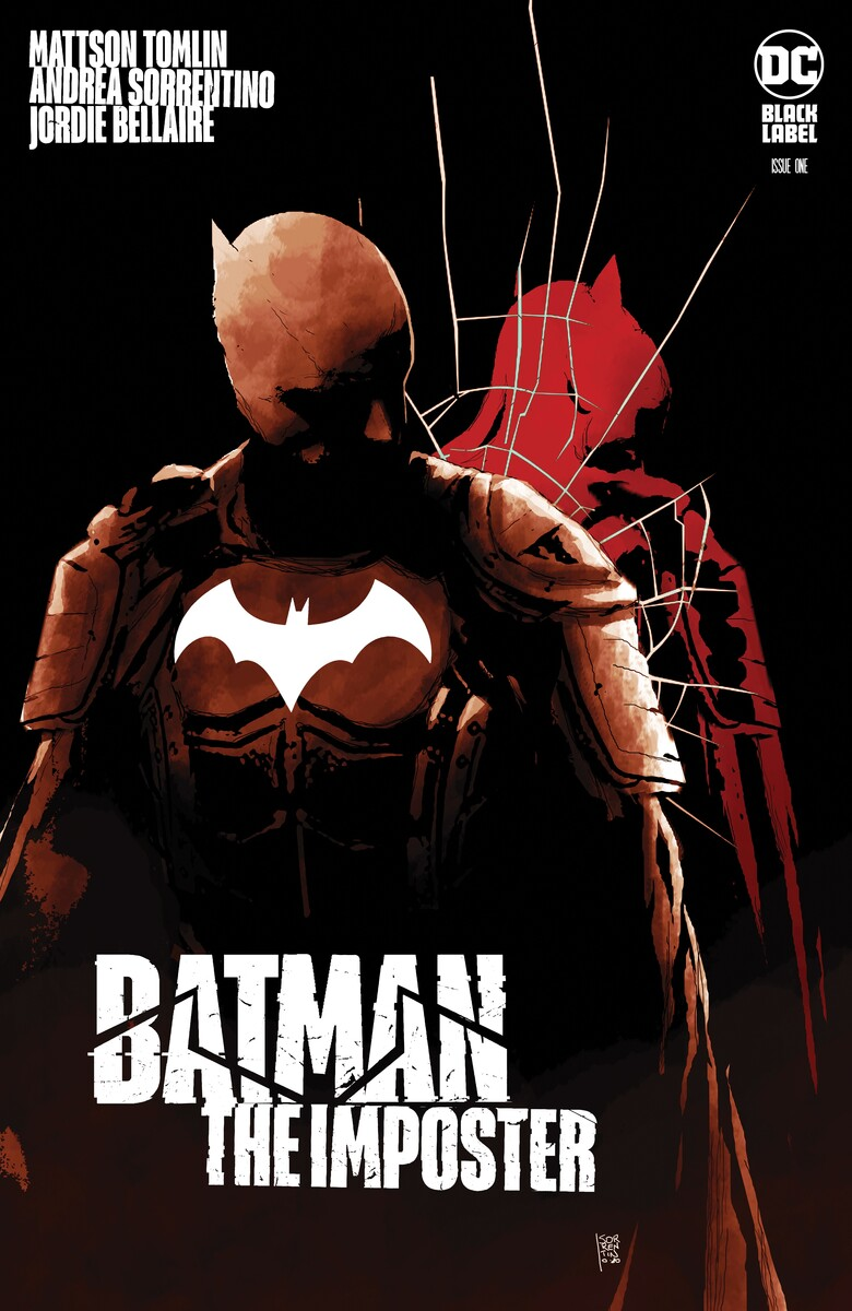 """""""Batman: The Imposter"""" Issue One"""