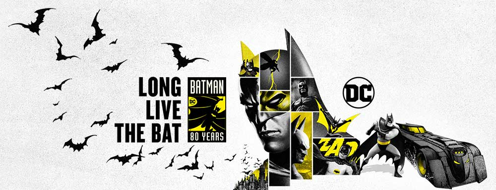 Batman 80th: Long Live The Bat