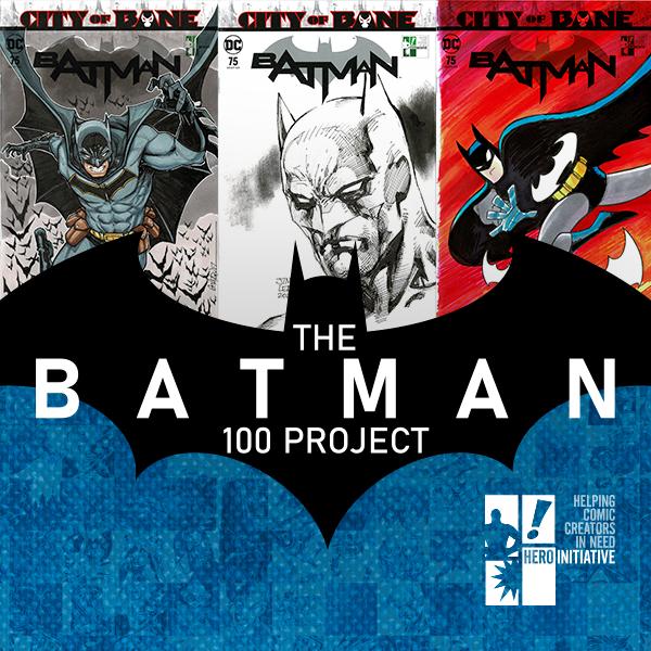 The Batman 100 Project - 600