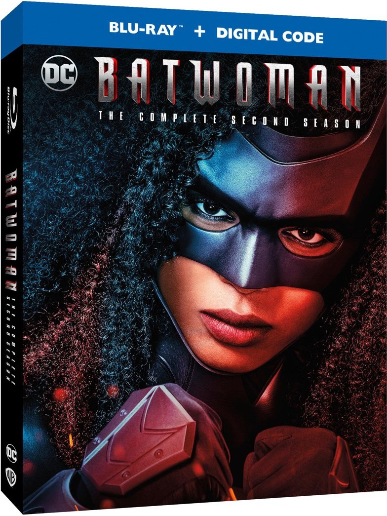 """""""Batwoman: The Complete Second Season"""" on Disc September 21"""